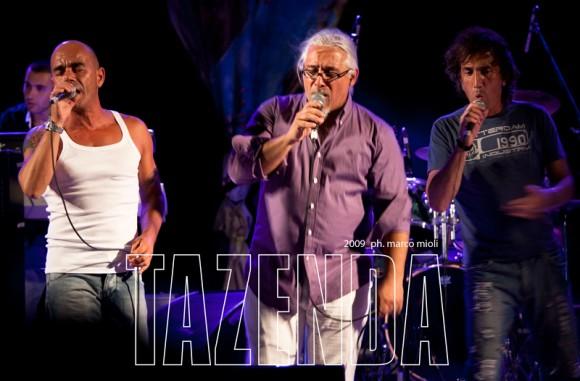 Tazenda  :  concerto