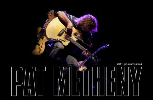 Pat Metheny  :  concerto