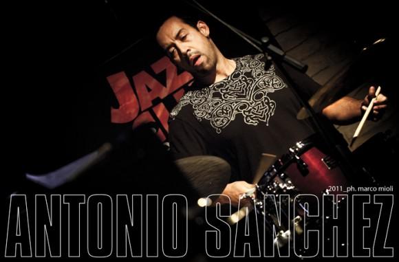 Antonio Sanchez  :  concerto