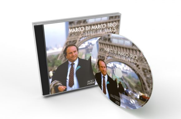 Marco Di Marco  :  Live in Paris