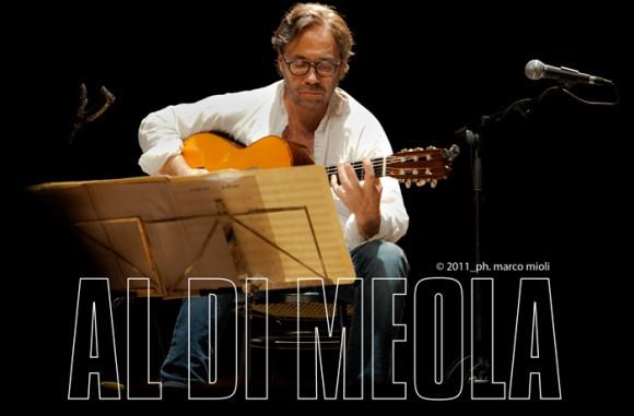 Al Di Meola  :  concerto
