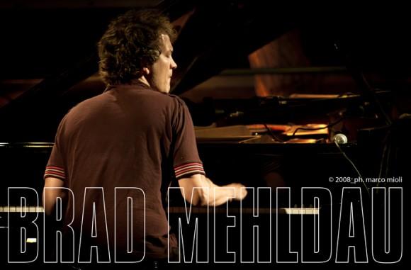 Brad Mehldau Trio  :  concerto