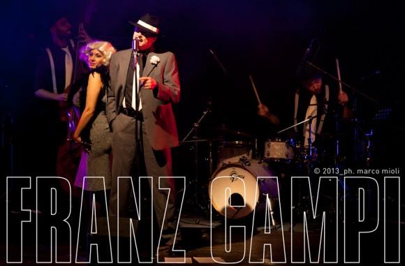Franz Campi  :  concerto