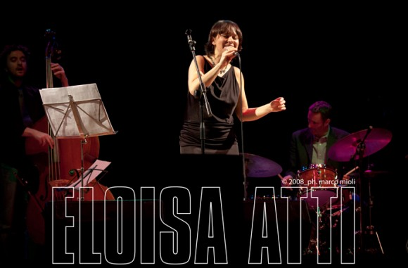 Eloisa Atti  :  concerto