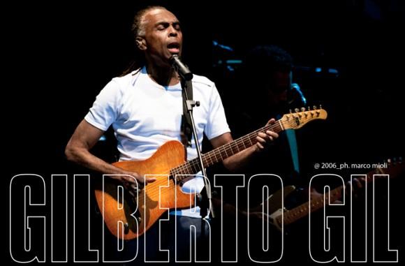 Gilberto Gil  :  concerto
