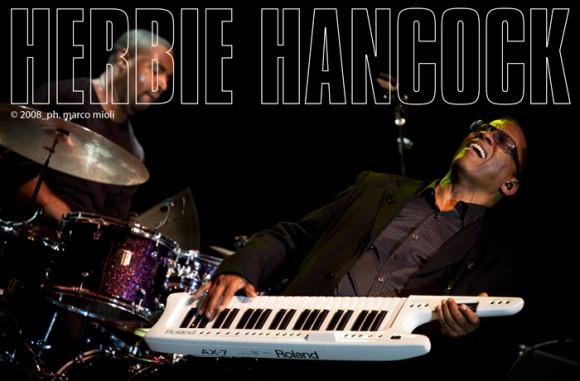 Herbie Hancock  :  concerto