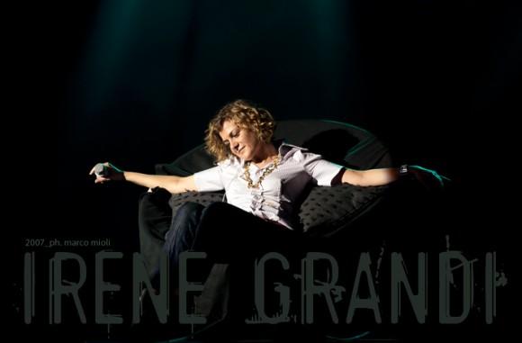 Irene Grandi  :  concerto