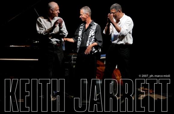 Keith Jarrett Trio  :  concerto