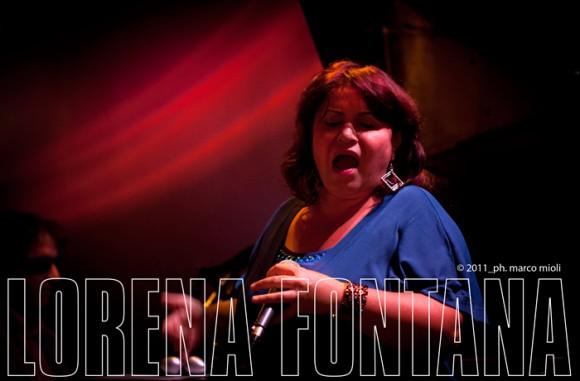 Lorena Fontana  :  concerto