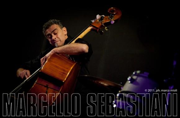 Marcello Sebastiani Trio  :  concerto