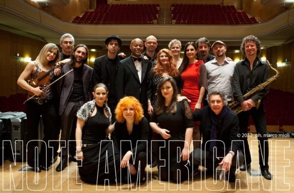 Note Americane  :  concerto