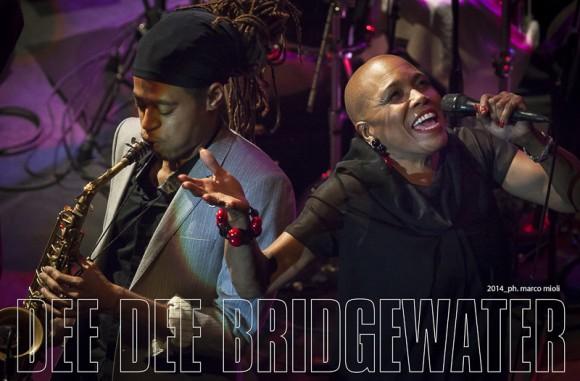 Dee Dee Britgewater  :  concerto