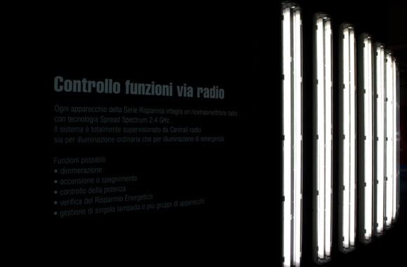 Beghelli : fiera living luce
