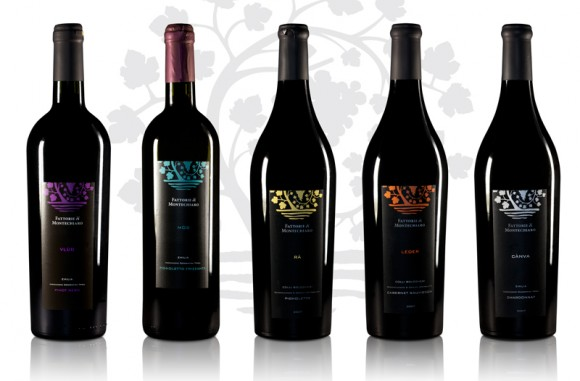 Fattorie di Montechiaro  :  vino