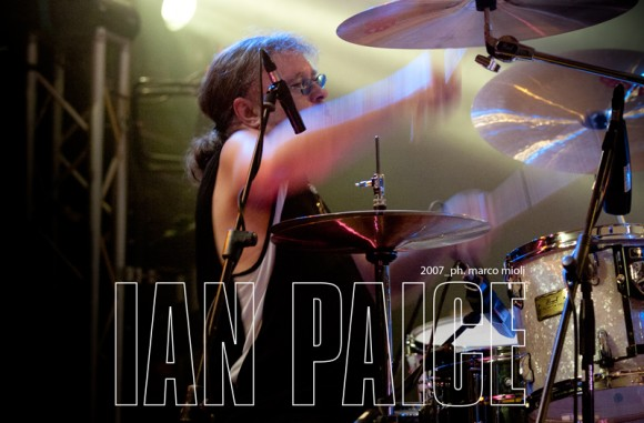 Ian Paice  :  concerto