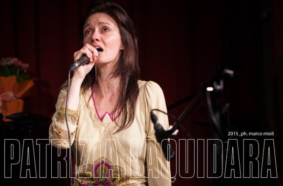 Patrizia Laquidara  :  concerto
