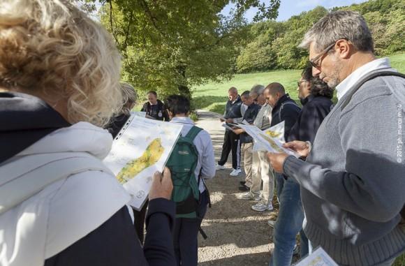 Accademia del Benessere  :  Publicenter orienteering