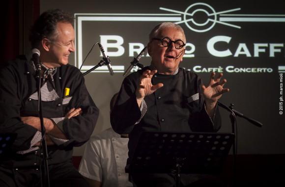 Franz Campi e Giorgio Comaschi  :  Canzoni da mangiare
