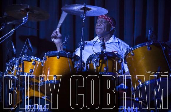 Billy Cobham Band  :  concerto