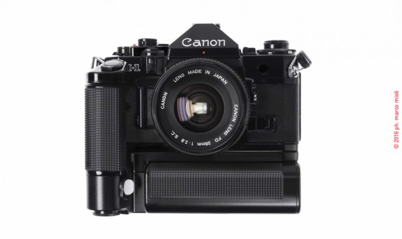 Canon A1 1978 :  collezione privata