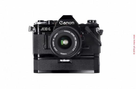 Canon AE1 1976 :  collezione privata
