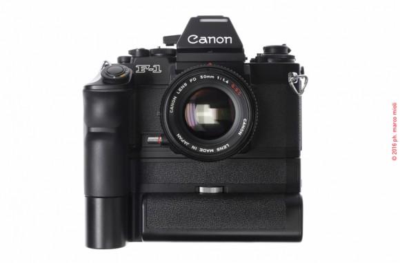 Canon F1 New 1981 :  collezione privata