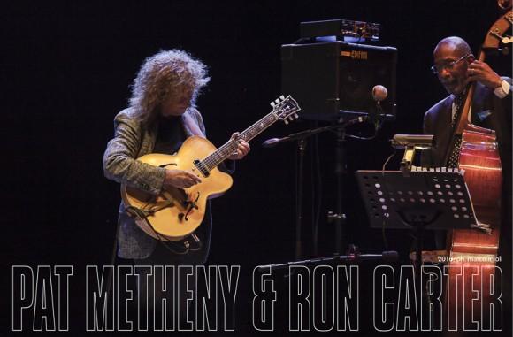 Pat Metheny & Ron Carter  :  concerto