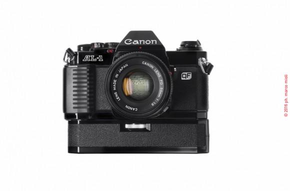 Canon AL-1 1982 :  collezione privata