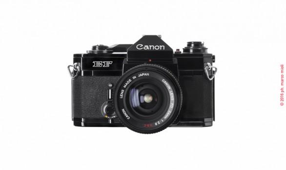 Canon EF 1973 :  collezione privata