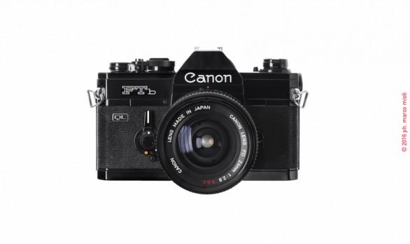 Canon FTb 1971 :  collezione privata