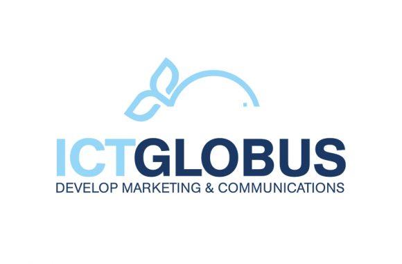 ICT GLOBUS  :  logo