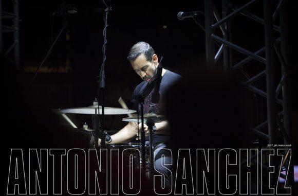 Antonio Sanchez  :  CUBO Unipol