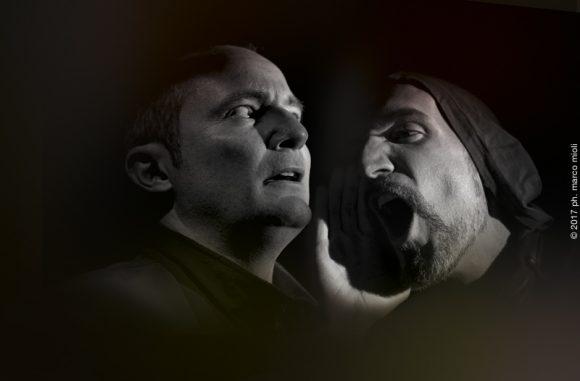 Michele Bacci  :  Dantemotivo portrait