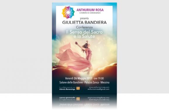 Anthurium Rosa  :  Giulietta Bandiera