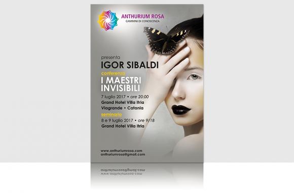 Anthurium Rosa  :  Igor Sibaldi