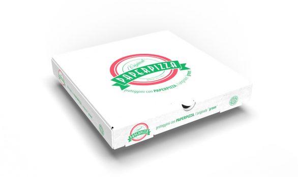 Paperpizza  :  vassoio