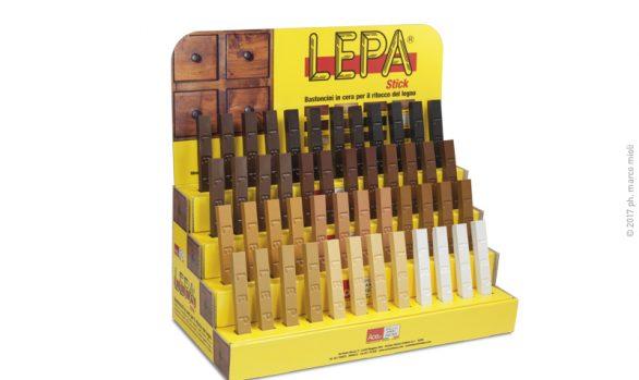 Acem  :  espositore LEPA Stick