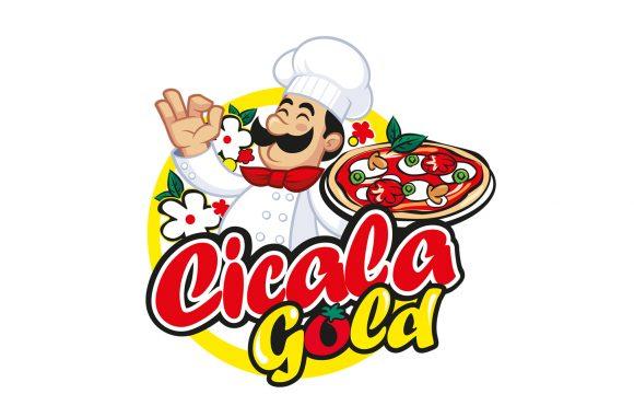 Cicala Gold  :  logo