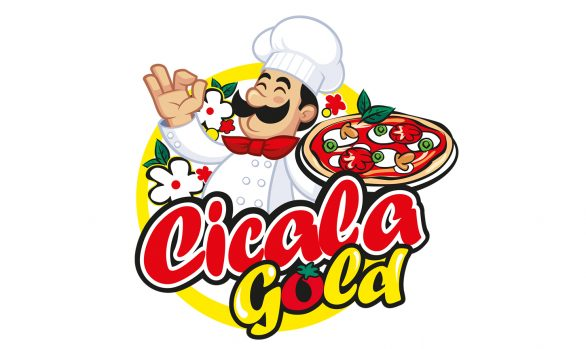 Cicala Gold  :  pizzeria