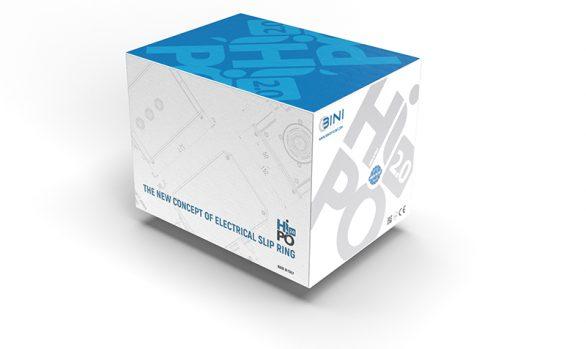 Bini officine  :  packaging